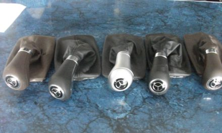 MERCEDES W204-W212 váltógombok