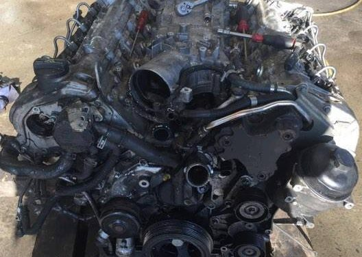 Mercedes motorok
