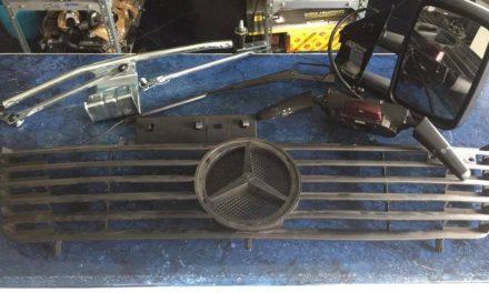 Mercedes W638 alkatrészek