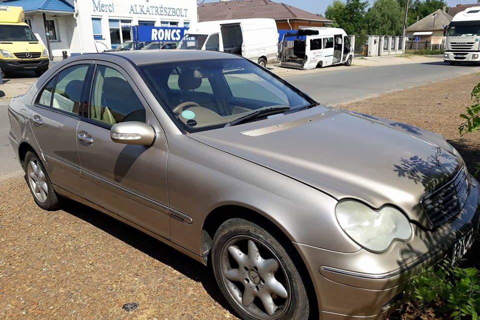 Mercedes W203 bontott alkatrészek