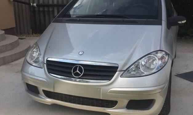 Mercedes A-klasa polovni delovi
