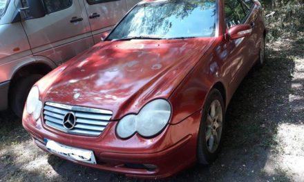 Mercedes C-osztály bontott alkatrészek