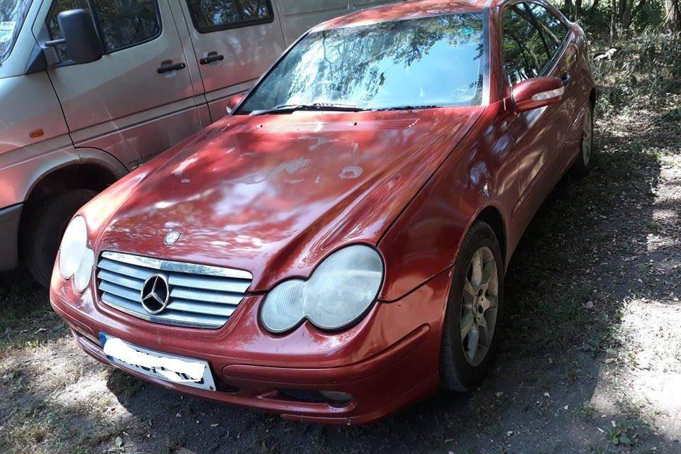 Mercedes C-klasa polovni delovi