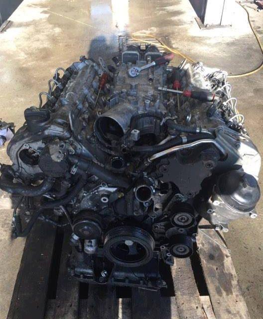 Mercedes motori