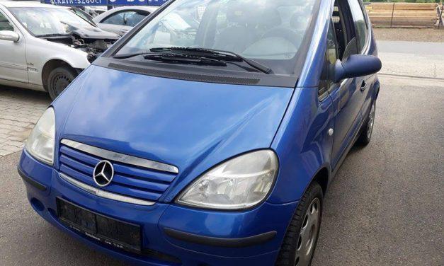 Mercedes A polovni delovi