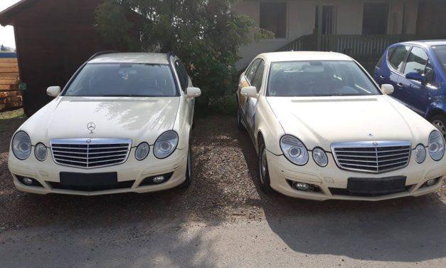 Mercedes E W211 polovni delovi